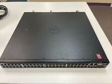 Dell PowerSwitch N3048P 48-port SPF+ Gigabit 802.3at PoE+ L3 Managed Network