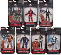 "Marvel Legends DEADPOOL Wave BAF SASQUATCH SET 7 6""Figure IN STOCK +Cable Domino"