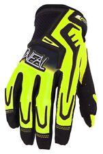 O´Neal Motocross MX Handschuhe REACTOR Schwarz Neongelb Größe: XXL