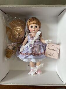 Madame Alexander Doll First Bloom #39245, 2005, NIB, Rare