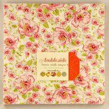 Ambleside by Brenda Riddle Designs - Layer Cake. Moda Fabrics