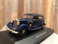Mercedes Benz 260D W138 1936 Blue 1:43 ixo RARE