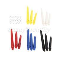 50pcs Dart Shafts 50pcs O Rings Nylon Dart Shaft Inddor Sport Darts Equipment