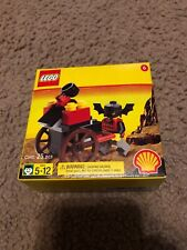 Lego 2540 Castle Knight Catapult Shell Set 6 New In Package From 2000