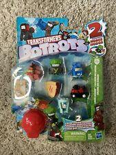 Transformers Toys BotBots Lawn League 8-Pack Mini Robot Set Series 1 NEW