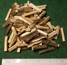 "G Scale Hand Split Firewood.""G scale""  100 pcs"