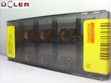 10X SANDVIK DCMT 11T302-PF 4325 WENDESCHNEIDPLATTEN CARBIDE INSERS
