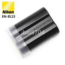 Original Nikon EN-EL15 Battery for Nikon D7500 D7100 D7200 D7000 D850 D810