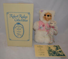 Robert Raikes Bear-  Amy  767/1000- Signed foot