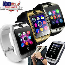 Bluetooth Smart Watch Phone Mate For Samsung Galaxy Note 9 8 LG Tribute G5 Stylo