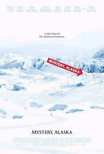 Mystery Alaska - original DS movie poster - 27x40 D/S Hockey , Advance