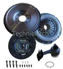SMF FLYWHEEL, CLUTCH KIT AND SLAVE BEARING FOR A TRANSIT 2.2 TDCI 5 SPEED