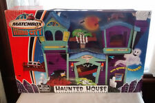 NEW - Matchbox Haunted House 2004 Hero City Playset with Spooky Sounds
