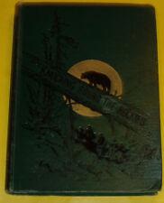 RARE 1883 Knocking Around The Rockies Original Edition Engravings! Nice See!