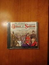The Ultimate Gilbert & Sullivan Collection- D'oyly Carte Opera (CD) 1998 LikeNew