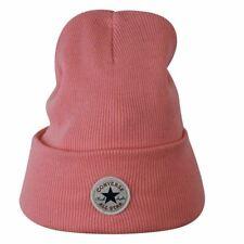 Converse Cuff Beanie ~ Core pink