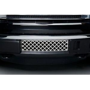 Putco 82182 Stainless Bumper Grille Inserts, For 2011-2014 Ford F150 EcoBoost