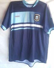 Argentina # 3 Blue Soccer Futbol Shirt Top Adult Medium Used nice