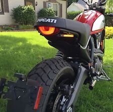 New Rage Cycles Ducati Scrambler LED Fender Eliminator Kit All Models Turn Only