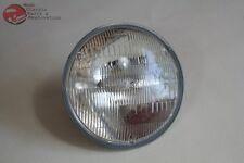 "5"" Halogen Round Sealed Beam Headlight Headlamp Bulb Dual Quad 4 Lamp Systems"