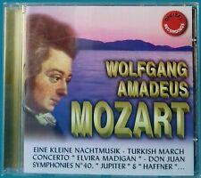 CD Wolfgang Amadeus Mozart Ref 0651