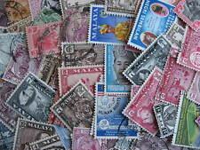 Internationals WW collection breakdown, Malaya & States 55 different