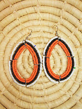New African Maasai Earrings Masai Massai Africa S/M jemo419