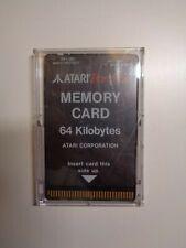 ATARI PORTFOLIO --> MEMORY CARD / 64 KILOBYTES