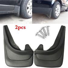2PCS Front / Rear  Mud Flap Mudflaps Splash Guards Fender Truck Vans & RV