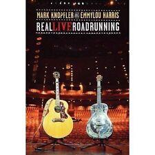 MARK KNOPFLER & EMMYLOU HARRIS  REAL LIVE ROADRUNNING DVD REGIONS 2-6 NEW