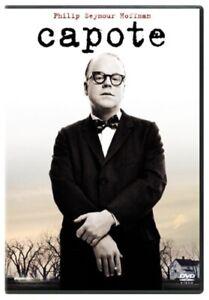 DVD - Drama - Capote - Philip Seymour Hoffmna - Catherine Keener - Bennet Miller