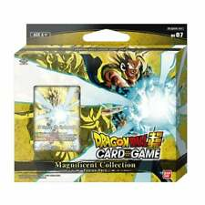 Dragon Ball Super Card Game Magnificent Collection Fusion Hero   Gogeta BE07 Z