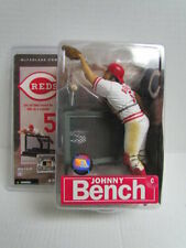Johnny Bench Cincinnati Reds McFarlane Figure Cooperstown Collection NIB MLB