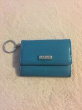 kate spade wallet keychain Blue Teal