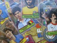 Panini Football Superstars Plastic Cards