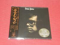 2019 ELTON JOHN Elton John  JAPAN MINI LP SHM CD