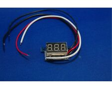 DC AMPEROMETRO 0-10A LED Digital Display Mini DC digitale misuratore corrente da 0 a 10A UK