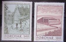 Faroe Islands 1978 150th Anniv of National Liberty Set. MNH.