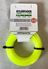 pour Ryobi rac124 RLT 1825//30 Li débroussailleuse débroussailleuse pendant Fil Mähfaden 15 m P