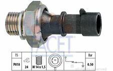 FACET Interruttore a pressione olio per OPEL SIGNUM ZAFIRA FRONTERA 7.0069