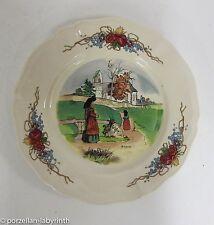 Französische Keramiken Teller