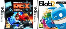 Generator Rex: agente DE PROVIDENCE & De Blob 2 Nuevo y Sellado