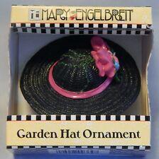 Mary Engelbreit Garden Hat Ornament