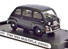 FIAT 600 MULTIPLA 1956 - CARABINIERI - BRUMM SCALA 1:43 - ED. LIMITATA 3238/6999