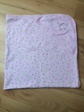McBaby Baby Blanket Light Pink Sweet Bunny Hooded Security Rabbit Cotton Lovey