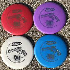Innova Dx Colt Speed 3 Disc Golf Putter *You Pick Weight and Color*