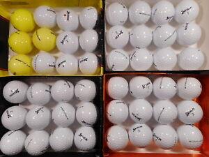 48 Srixon 2017/2018 Soft Feel Mint AAAAA Used Golf Balls