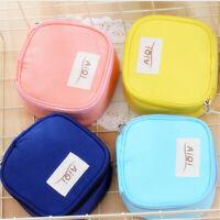 Durable Aunt Towel Storage Bag Sanitary Napkin Sanitary Tampon Storage Bag QP