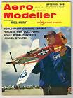 AEROMODELLER  Magazine September 1969 Handley Page 115: F/F catapult glider