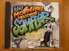 The Hot Wire Records Sampler Percy Jones, Frank Loef, Benjamin hüllenkremer RAR!